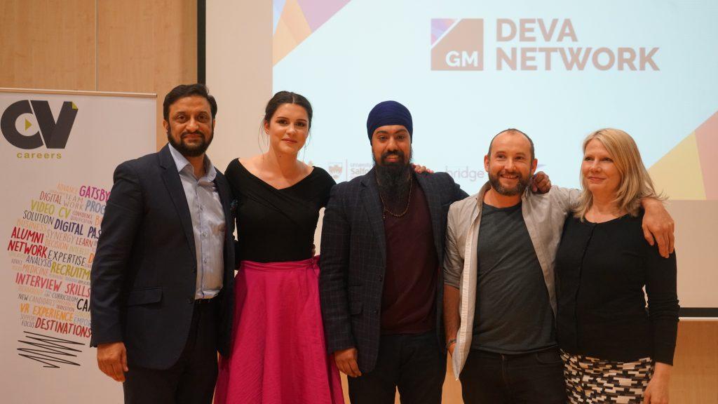 DEVA Network Mentors