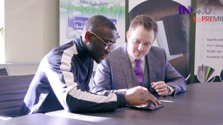 Digital Skills Recruitment & Graduate Recruitment from IN40